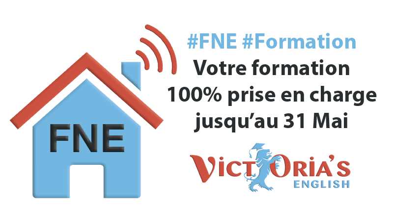 Les formations FNE de VICTORIA'S English